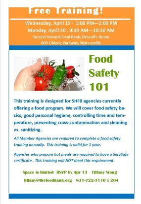 Food Safety Training Flyer1 Apr2015